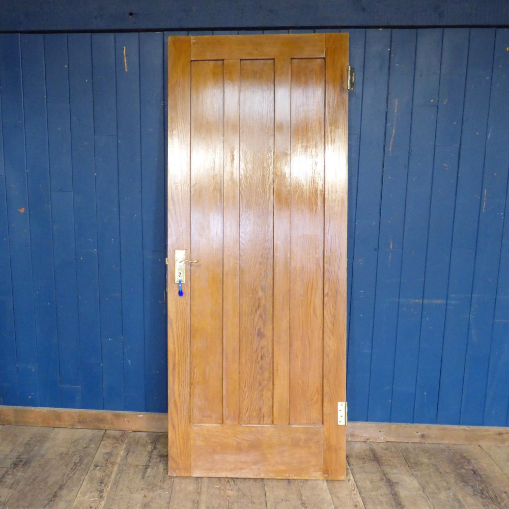 RECLAIMED PINE DOOR #13 RWI4851