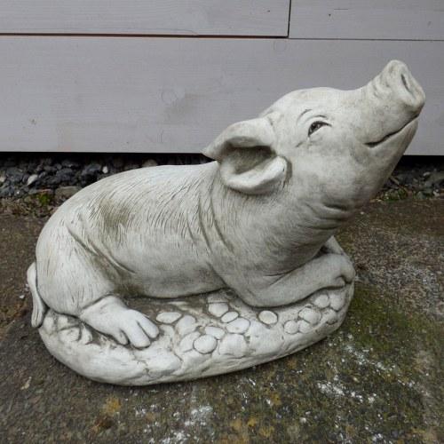 Stone Pig Garden Ornament | Garden Furniture, Fountains, Statues and on pig watering can, pig planet, pig farmer, pig pillow, pig white, pig soldier, pig trailer, pig vintage, pig gates, pig teapot, pig pink, pig leather, pig clock, pig plate, pig green, pig tree, pig bed, pig pitcher, pig pot, pig pipe,
