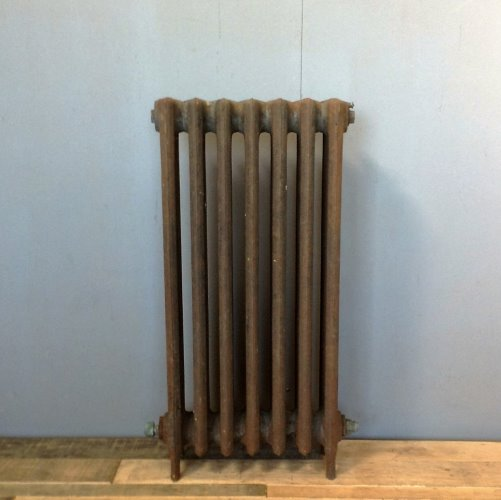 RECLAIMED 3 COLUMN RADIATORS